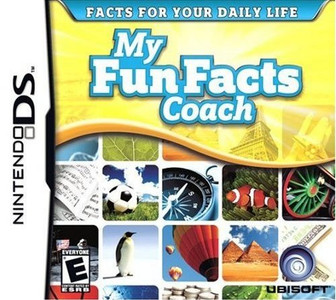 *USED* CLEARANCE MY FUN FACTS COACH