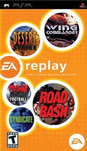 *USED* EA REPLAY [T] (#014633152067)