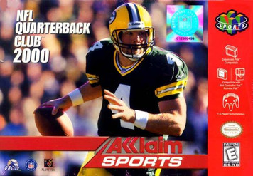 *USED* NFL QUARTERBACK CLUB 2000
