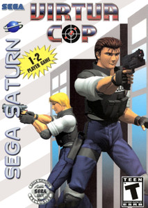 *USED* Virtua Cop without Stunner