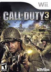 *USED* CALL OF DUTY 3 [T]