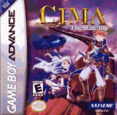 *USED* CIMA THE ENEMY [E] (#719593020288)