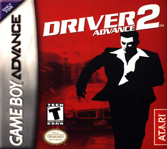 *USED* DRIVER 2 ADVANCED [T]