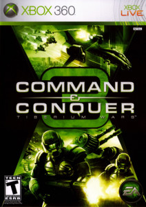 *USED* COMMAND & CONQUER 3 TIBERIUM WARS [T]