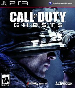 *USED* CALL OF DUTY GHOSTS