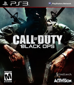 *USED* CALL OF DUTY BLACK OPS (#047875840041)