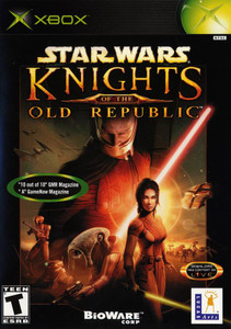 *USED* Star Wars Knights of the Old Republic