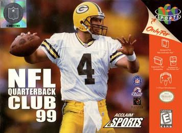 *USED* NFL QUARTERBACK CLUB 99 [E]