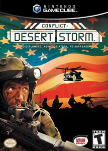 *USED* CONFLICT DESERT STORM [T]