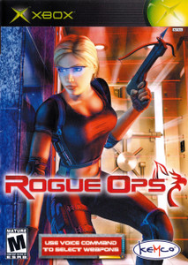 *USED* ROGUE OPS [M] (#741648008125)