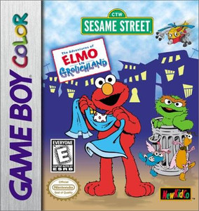 *USED* ELMO IN GROUCHLAND [EC]