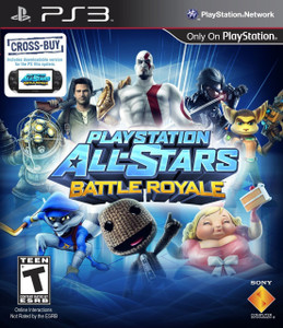 *USED* ALL STARS BATTLE ROYALE