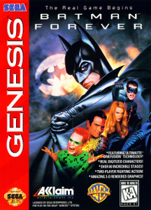 *USED* BATMAN FOREVER