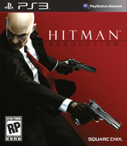*USED* HITMAN ABSOLUTION (#662248911045)