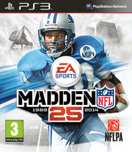 *USED* MADDEN NFL 25 (#014633730562)