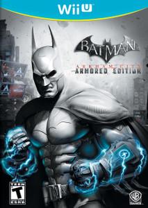 *USED* BATMAN ARKHAM CITY ARMORED EDITION (#883929255122)