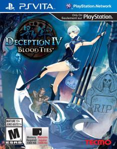 *USED* DECEPTION IV BLOOD TIES [M] (#040198002516)