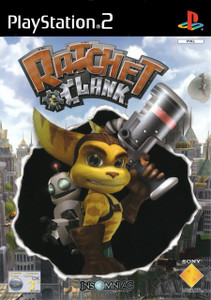 *USED* RATCHET & CLANK [T] (#711719719922)