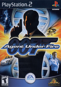 *USED* AGENT UNDER FIRE JAMES BOND 007 [T] (#014633141863)