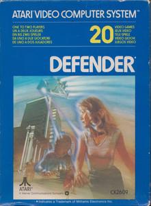 *USED* Defender (#014633084085)
