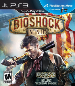 *USED* BIOSHOCK INFINITE (#710425379482)