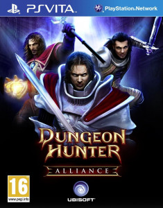 *USED* DUNGEON HUNTER ALLIANCE [T] (#008888317142)