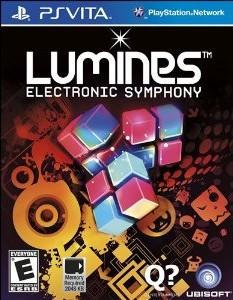 *USED* LUMINES ELECTRONIC SYMPHONY [E] (#008888317159)