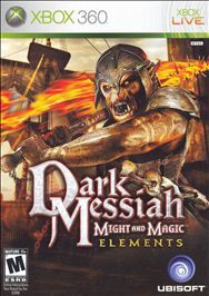 *USED* DARK MESSIAH OF MIGHT AND MAGIC (#008888523154)
