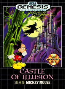 *USED* CASTLE OF ILLUSION (#010086010152)