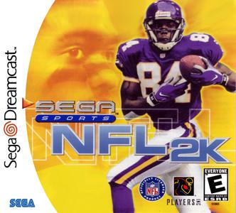 *USED* NFL 2K (#010086510034)