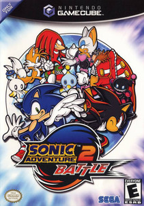 *USED* SONIC ADVENTURE 2 BATTLE [E] (#010086610079)