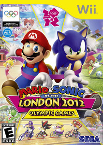 *USED* MARIO & SONIC AT LONDON 2012 OLYMPIC GAMES [E] (#010086650495)