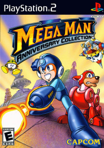 *USED* MEGA MAN ANNIVERSARY COLLECTION (#013388260300)