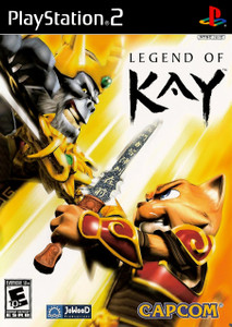 *USED* LEGEND OF KAY (#013388260614)