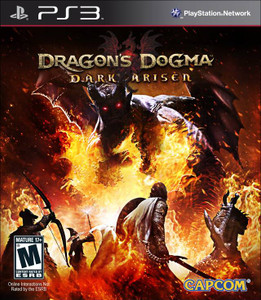 *USED* DRAGONS DOGMA DARK ARISEN [M] (#013388340736)