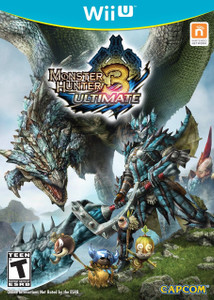 *USED* MONSTER HUNTER 3 ULTIMATE (#013388390014)