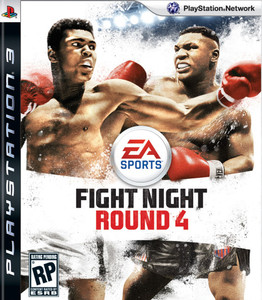 *USED* FIGHT NIGHT ROUND 4 (#014633154450)