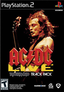 *USED* ACDC LIVE ROCKBAND TRACK PACK [T] (#014633191677)
