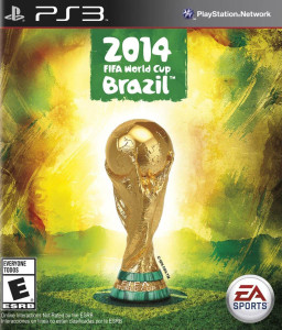 *USED* 2014 FIFA WORLD CUP BRAZIL [E] (#014633730494)