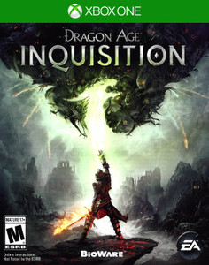 *USED* DRAGON AGE INQUISITION DELUXE EDITION [M] (#014633733341)