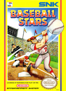*USED* Baseball Stars (#018484205002)