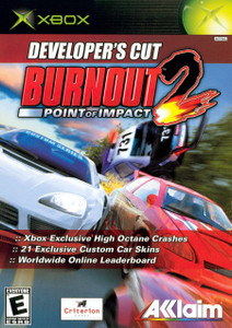 *USED* BURNOUT 2 POINT OF IMPACT DEVELOPERS CUT [E] (#021481403142)