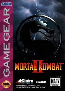 *USED* MORTAL KOMBAT II [M] (#021481850052)