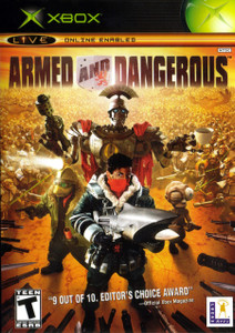 *USED* ARMED AND DANGEROUS [T] (#023272403751)