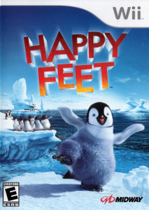 *USED* HAPPY FEET [E] (#031719191710)