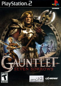 *USED* GAUNTLET SEVEN SORROWS [T] (#031719269129)
