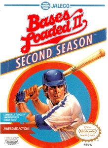 *USED* Bases Loaded II (#032264900079)