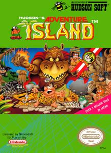 *USED* Adventure Island (#039854000010)