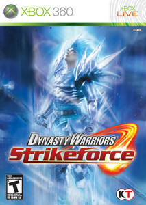 *USED* DYNASTY WARRIORS STRIKEFORCE (#040198002097)