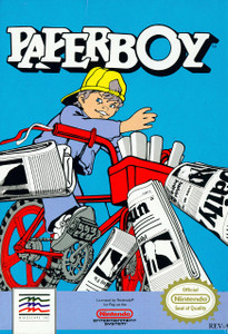 *USED* Paperboy (#050047103110)